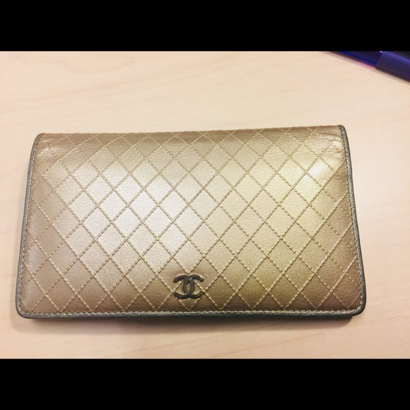 dcde7477f4c65c CHANEL Bags | Authentic Bi Fold Wallet | Poshmark
